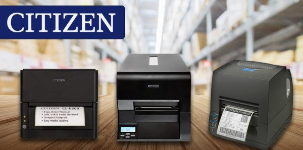 Check Out Our Latest Range Of Citizen Label Printers