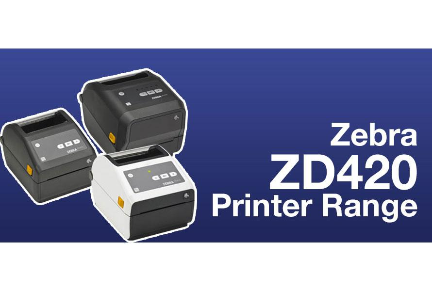 Introducing the Zebra ZD420 Range of Label Printers