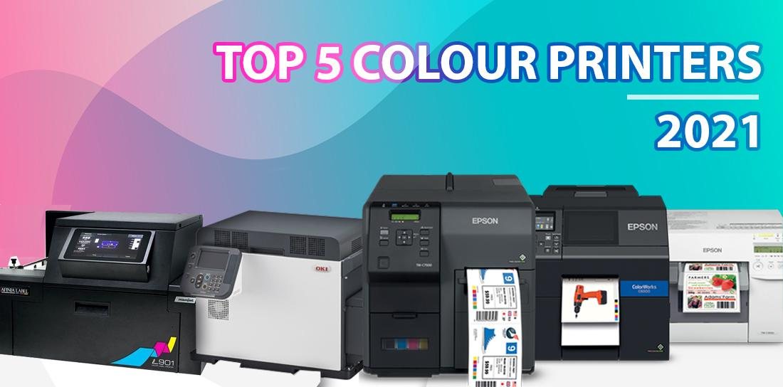 Top 5 In-Demand Colour Label Printers Of 2021