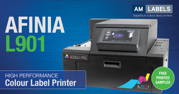Afinia L901 - Upgrade your labelling workflow
