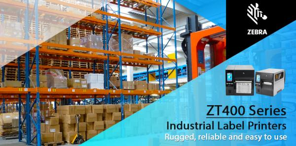 Zebra ZT400 Series – Printer Upgrade!