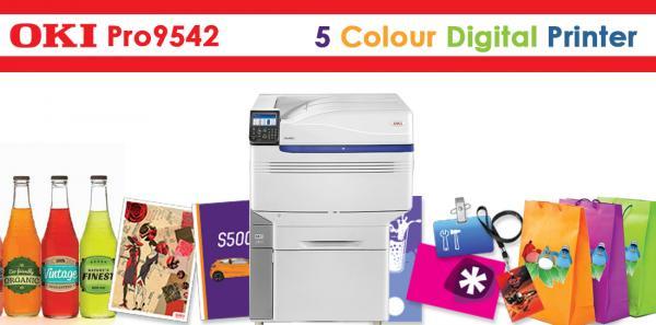 Brand New Oki Pro9542 | Pro9000 Series