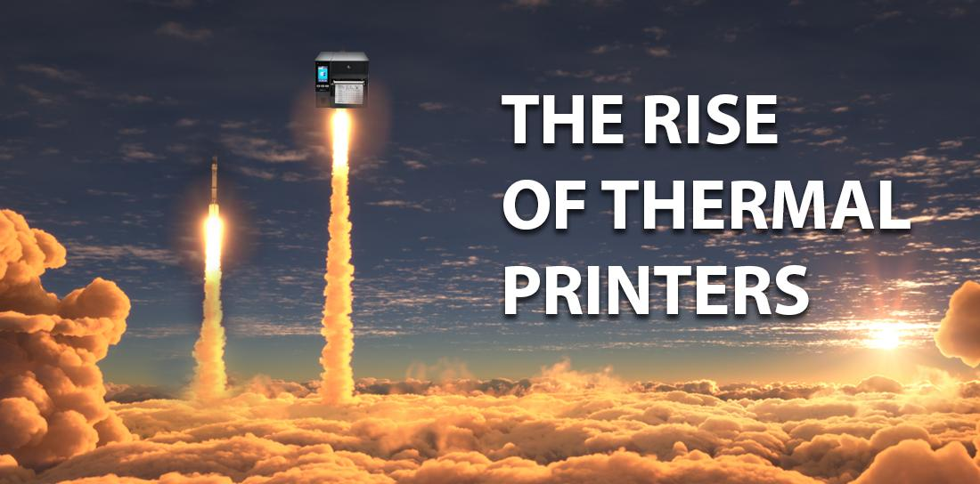 The Rise Of Thermal Printers 2021