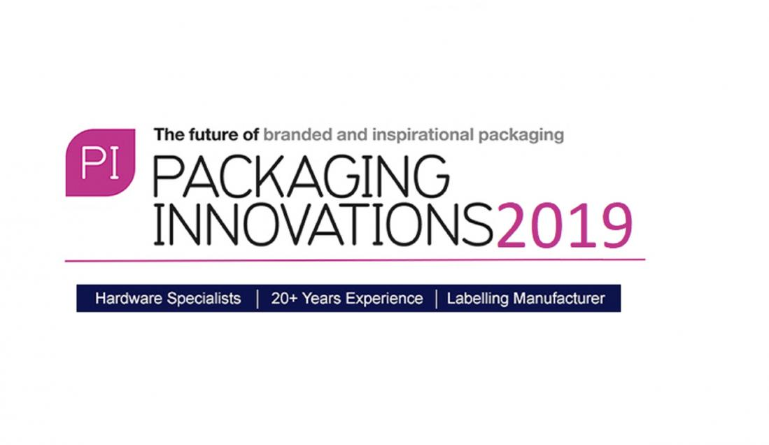 AM Labels are exhibiting at the Packaging Innovations Show