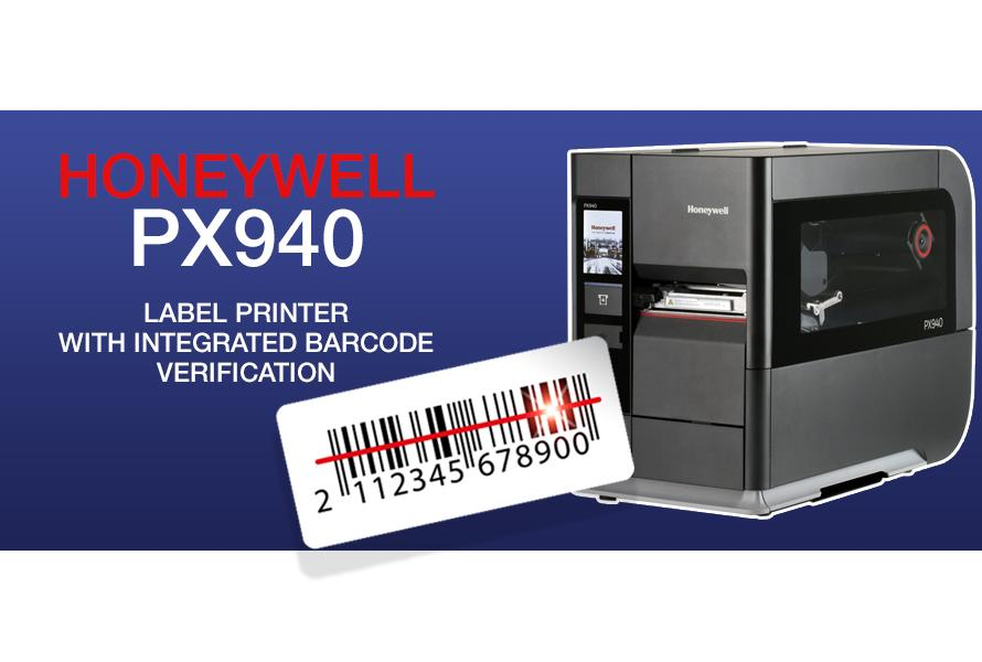 NEW! - HONEYWELL PX940 Label Printer - Integrated Verifier