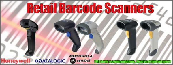 Choosing a Retail Barcode Scanner