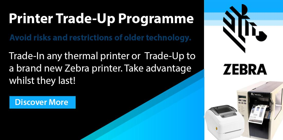 Trade-In Your Old Zebra Thermal Printer Today!