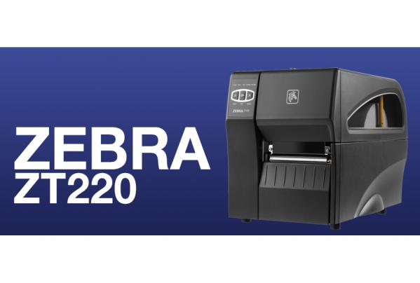 Zebra ZT220 - Ideal mid-range label printer
