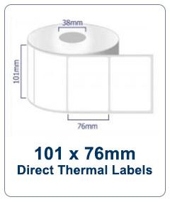 Box Labels - 101x76 DT Desktop