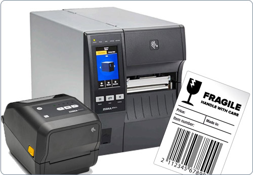 Box Label Thermal Transfer Solution