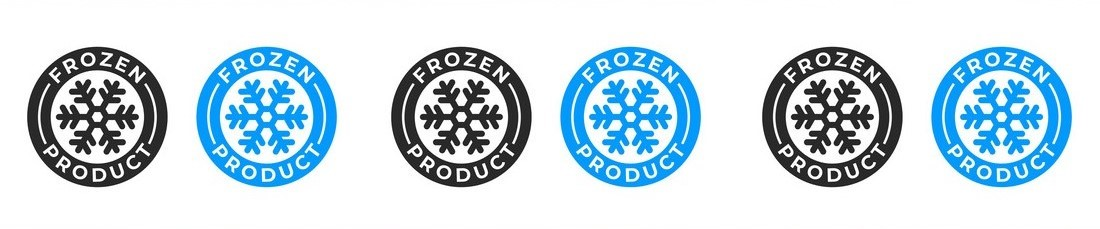 freezer label, freezer food labelling guide