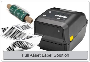 Full Asset Label Solution