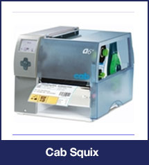 Cab Squix Thermal Label Printer