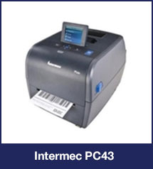 Intermec PC43D Thermal Label Printer