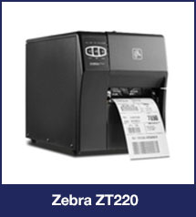 Zebra ZT220 Thermal Label Printer