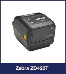 Zebra ZD420T Thermal Label Printer