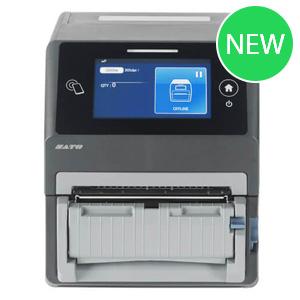 Sato ct4-lx stand alone desktop label printer