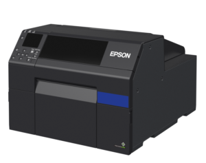 Epson colorworks C6500 wine bottle label printers