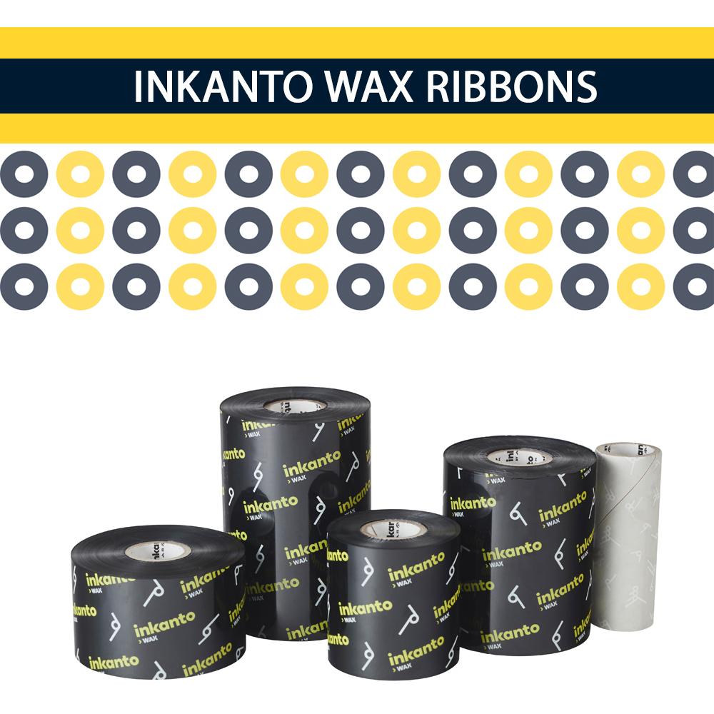 inkanto armor wax ribbons