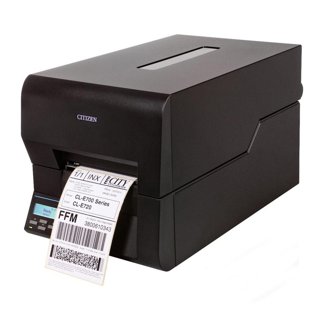 Citizen CL-E720 label and barcode printer